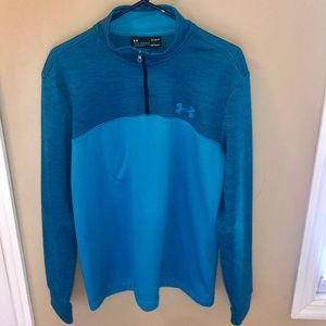 Under Armour Cold gear zip up neck